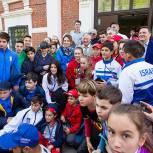 В Казани состоялся первый соревновательный день III Всемирных игр юных соотечественников