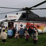 Депутат помог решить вопрос с доставкой детей в тундру к одному из кочующих родителей