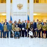 Вопросы поддержки студенческих отрядов обсудили в Совете Федерации