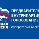 Участники предварительного голосования: избирательный округ №16