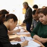 В Якутске на 12 часов дня проголосовали более пяти тысяч человек