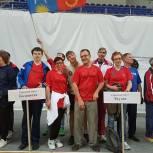 Паралимпийцы Балашихи завоевали 5 медалей
