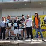 В Новомичуринске провели спортивные состязания