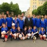 В Смоленске завершился Кубок по футболу среди школьников