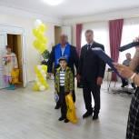 В Рыбновском районе прошел фестиваль для детей с ограниченными возможностями здоровья
