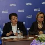 Елена Митина обсудила с рязанцами меры защиты подростков в социальных сетях