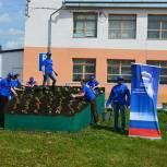 Единороссы организуют акцию «Цветы любимому городу»