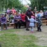 В Ухолово отметили праздник двора
