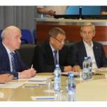 Депутаты Тюменской облдумы приняли участие в заседании ассоциации полярников