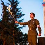 Тюменские «молодогвардейцы» почтили память погибших в Великой Отечественной войне