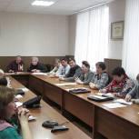 В Ряжске обсудили реализацию новых проектов «Единой России»