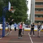 Смоленский район принял баскетбольный марафон