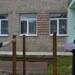 В Спасском детском саду №1 создают доступную среду