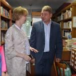 В Касимове отремонтировали библиотеку