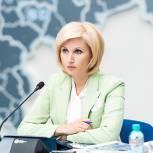 Ольга Баталина: Партпроект «России важен каждый ребенок» направлен на развитие внутрироссийского усыновления