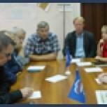 Заседание политического совета состоялось в Тайге