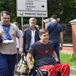 Михаил Диктованный: Проект «Единая страна – доступная среда» способствует интеграции инвалидов в общество