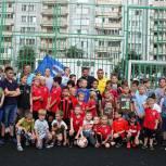 В Химках в рамках проекта «Детский спорт» прошел турнир по мини-футболу
