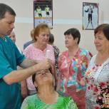 В Касимове реализуется проект «Стоп, глаукома!»