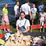 В Липецкой области при поддержке «Единой России» открылся «Доступный Фест»