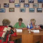 Жители Базарного Карабулака поблагодарили Партию за ремонт двора
