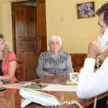 Андрей Келлер провел «Прямую линию» с читателями газеты «Ленинская Шатура»