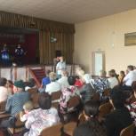 В Озинском районе завершился ремонт «Дома Дружбы»