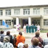 В городском и сельских поселениях Рыбновского района прошли праздники