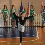 В рамках партпроекта «Детский спорт» в сельской школе отремонтировали спортзал