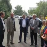 В Октябрьском по проекту «Городская среда» капитально будут отремонтированы восемь дворов