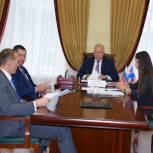 Игорь Шубин поддержал инициативы территорий Пермского края