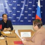 Депутат Госдумы поможет в благоустройстве дворовых территорий и замене старых лифтов в Саранске
