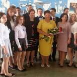 Елена Митина в рамках региональной недели посетила Пронский район
