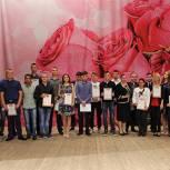 Лариса Тюрина поздравила студентов Сасовского индустриального колледжа
