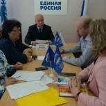 Депутат Госдумы поможет в приобретении для Родниковской ЦРБ аппарата для лечения лимфостаза