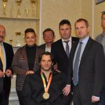 Елена Серова: Мы обязательно продолжим и в дальнейшем поддерживать наших спортсменов