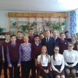 Жешартские школьники побывали депутатами Государственного Совета Республики Коми