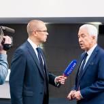 Васильев: Победа на выборах налагает особую ответственность