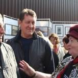 Карлин: «Пешеходная улица Мало-Тобольская – часть огромной работы по обустройству исторической части Барнаула»