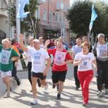 Более 20 тысяч рязанцев приняли участие во Всероссийском дне бега