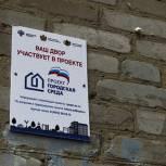 Ход реализации партпроекта «Городская среда» контролируют жители региона
