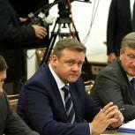 Владимир Путин встретился с избранными губернаторами