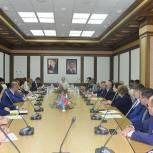 Состоялось заседание Президиума Регионального политсовета Подмосковного отделения «Единой России»