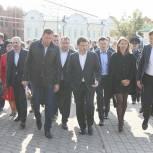 Андрей Воробьев провел заседание правительства в Сергиевом Посаде