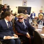 Владимир Вшивцев принял участие в работе «круглого стола» в Государственной Думе организованного фракцией «Единая Россия»