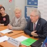 Иван Медведев встретился в Республике Коми со сторонниками партии «Единая Россия»