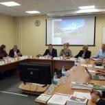 Наталья Санина посетила с рабочим визитом Талдомский район