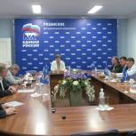 Татьяна Гусева провела круглый стол по вопросам развития социально-экономической сферы
