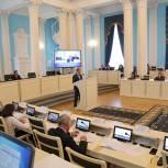Депутаты Рязанской областной Думыприняли ряд социально значимых законов