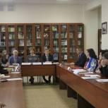 В Рязани прошел круглый стол «Активному поколению — активная жизнь»